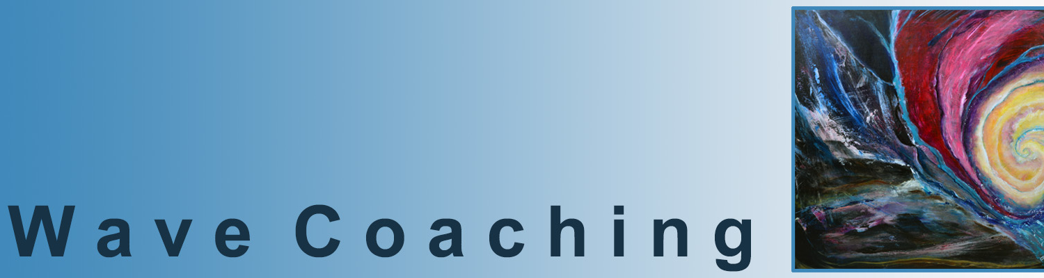 banner met Wave Coaching